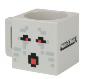 KUBEK MINECRAFT TWO FACED GHAST 3D NIETŁUKĄCY