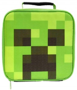 TORBA ŚNIADANIOWA LUNCHBOX MINECRAFT CREEPER